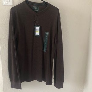 Men Bass Medium Thermal Long Sleeve Shirt